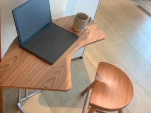 新登場のサイドテーブル